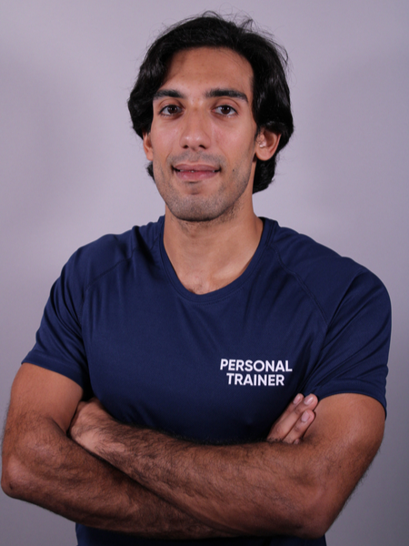 Personnal trainer Fabrice