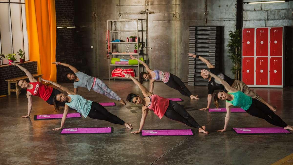 salles de sport et fitness nouvelle g n ration neoness forme. Black Bedroom Furniture Sets. Home Design Ideas